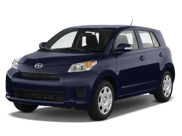 2009 scion xd review ratings specs prices and photos the car connection. Black Bedroom Furniture Sets. Home Design Ideas