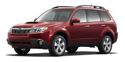 2009 Subaru Forester (NY/NJ) XT