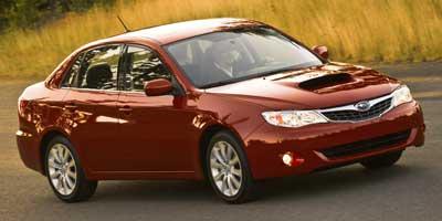 2009 Subaru Impreza Sedan GT