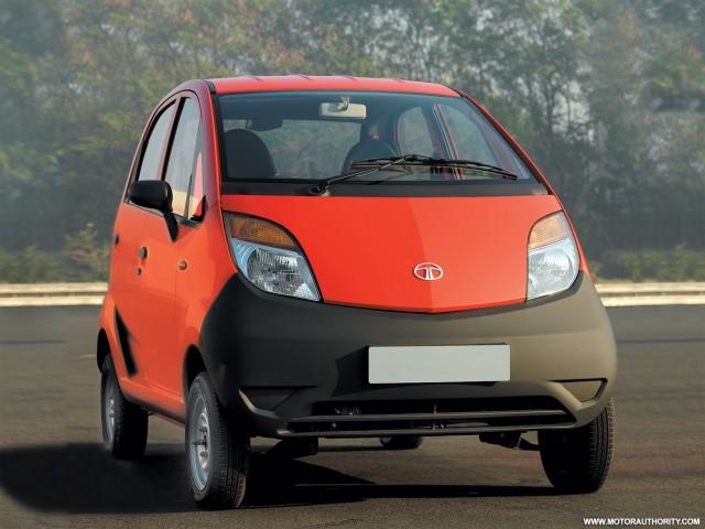 2009 tata nano minicar 001