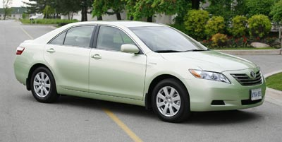 2009 Toyota Camry Review Ratings