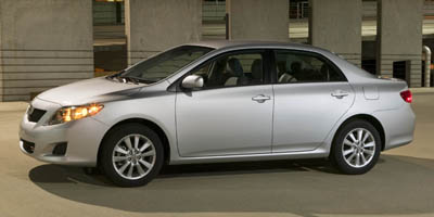 2009 Toyota Corolla Review Ratings Specs Prices And Photos The Car Connection