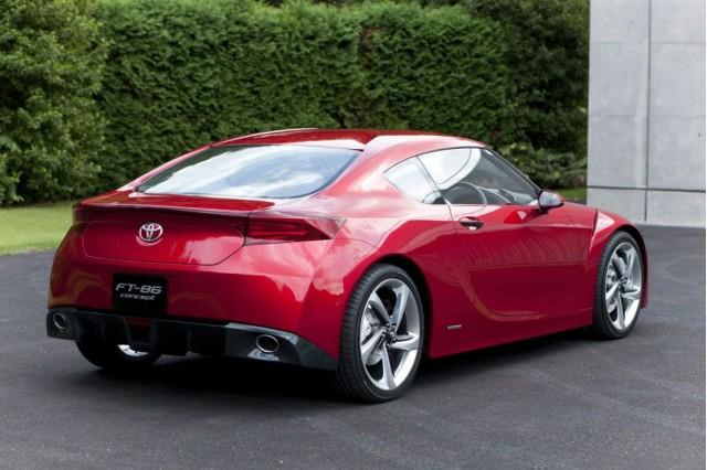 2009 Toyota FT-86 Concept