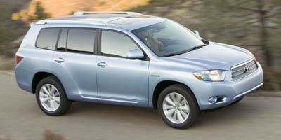 2009 Toyota Highlander Review, Ratings, Specs, Prices, And Photos   The Car  Connection