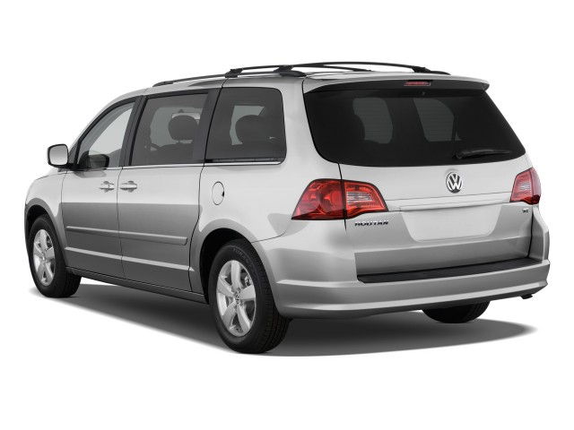 2009 volkswagen routan (vw) review, ratings, specs, prices, and