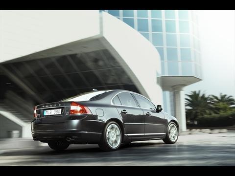 2009 Volvo S80