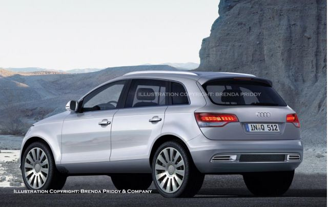 Audi Q Hybrid Expected To Launch Next Year In The USA - Audi q5 hybrid