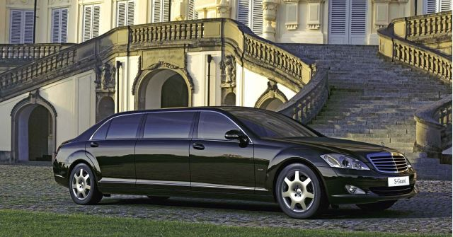 Mercedes Benz S Class Pullman To Be World S Most Expensive Sedan