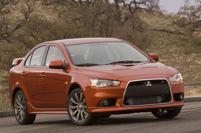 2009 mitsubishi lancer evo x or ralliart which will you choose rh greencarreports com 2008 Mitsubishi Lancer 2009 Mitsubishi Lancer GTS