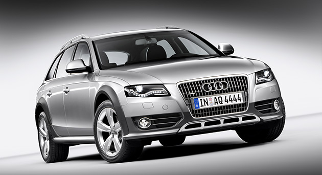 The all-new A4 Allroad will go on sale in Europe by the middle of the year
