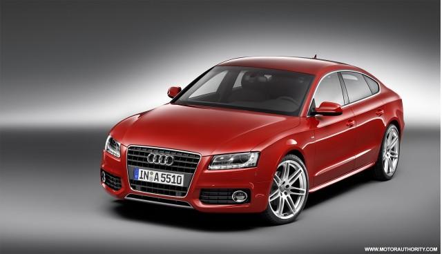 Audi Of America Boss Hints At A Sportback In US - Audi a5 sportback us
