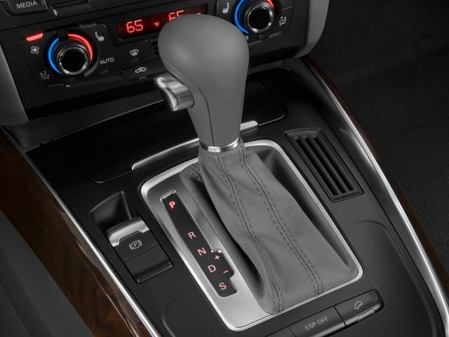 Gear Shift - 2010 Audi Q5 quattro 4-door 3.2L Premium