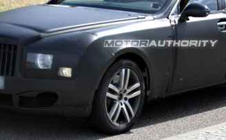 2010 Bentley Arnage replacement