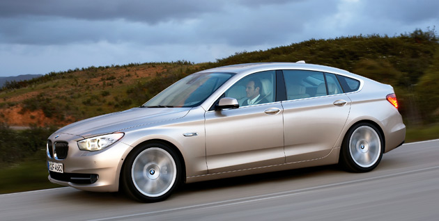 The New 5 Series GT May Replace BMWs More Traditional Wagon In