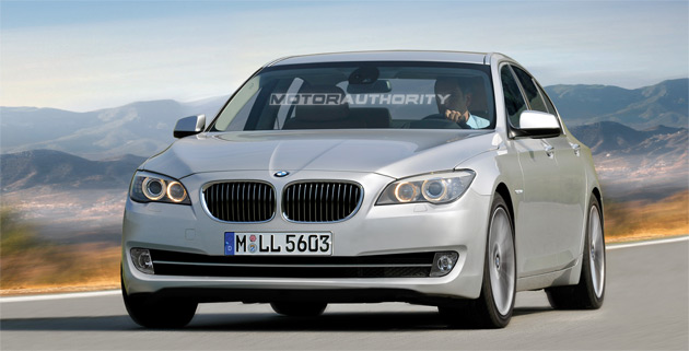 The New 5 Series Sedan Is Expected To Make Its World Debut At Frankfurt