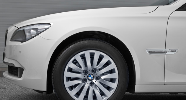 The xDrive AWD system will be limited to the 750i and 750Li models initially