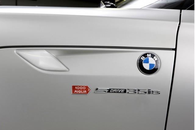 2010 BMW Z4 sDrive35is Mille Miglia Edition