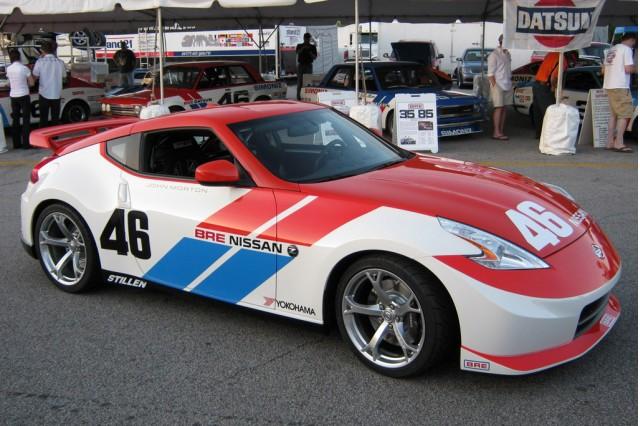 2010 BRE Racing Nissan 370Z