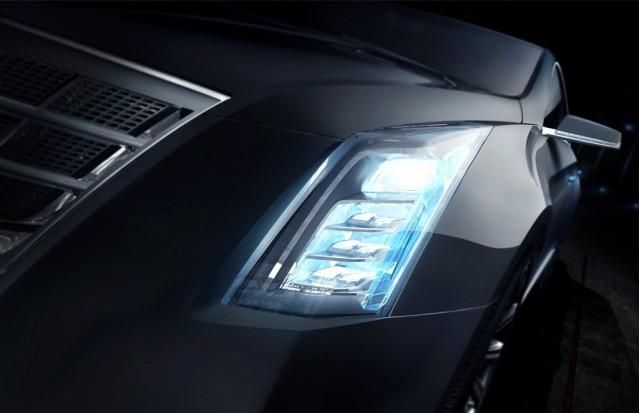 2010 Cadillac concept teaser