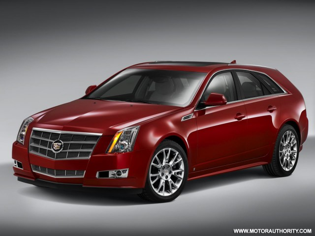 Gm Delays Cts Coupe Launch Until Mid 2010