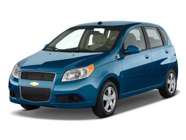 2010 Chevrolet Aveo Chevy Review Ratings Specs Prices And Photos The Car Connection