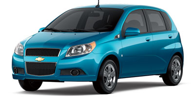 Is The 2010 Chevy Aveo5 Economy Hatchback Really As Bad Everyone Says