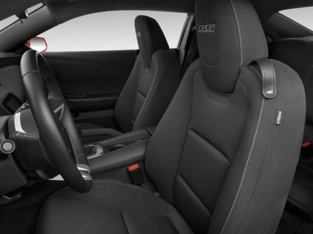 Front Seats - 2010 Chevrolet Camaro 2-door Coupe 1SS