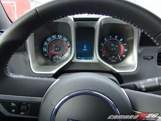 2010 Chevrolet Camaro Early Production
