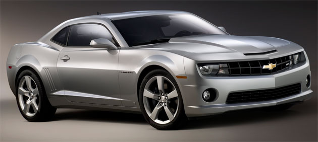 Despite wearing the SS tag, the upcoming Camaro SS is a regular production model and is not part of the HPVO