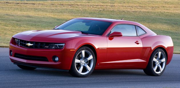 full pricing and options list for 2010 camaro leaked