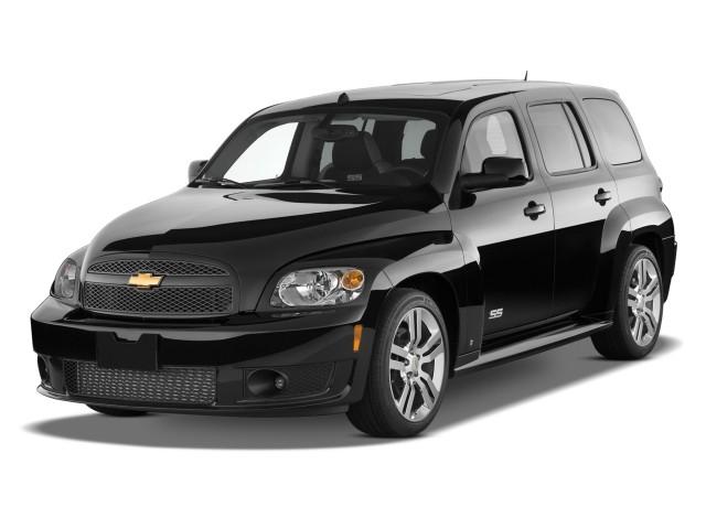 2010 Chevrolet Hhr Vs 2009 Chrysler Pt Cruiser The Car Connection