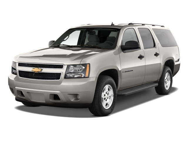 2010 chevrolet suburban chevy review ratings specs prices and photos the car connection. Black Bedroom Furniture Sets. Home Design Ideas