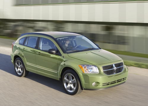 2010 Dodge Caliber: Better Interior, Fewer Engines, More MPG