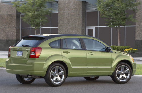 2010 Dodge Caliber 2.0 SXT - 2834 - YouTube