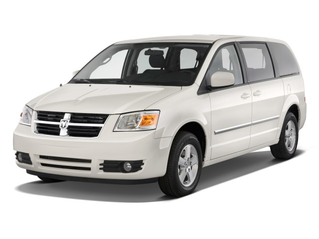 2010 Dodge Grand Caravan Review Ratings Specs Prices And Photos