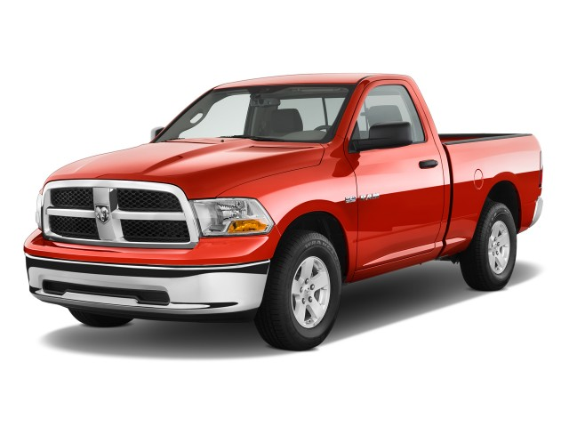 2010 Dodge Ram 1500 2WD Regular Cab