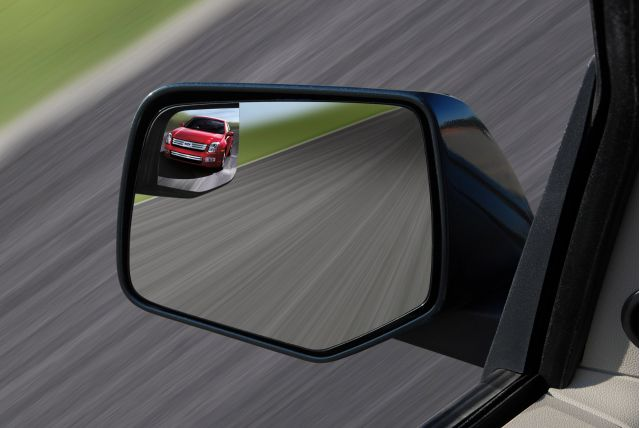 2010 Ford Escape spotter mirror