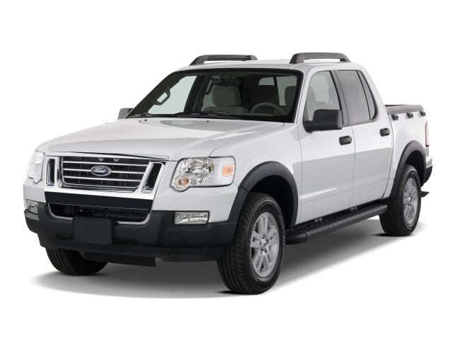 Used Ford Explorer Sport >> 2001 Ford Explorer Sport Trac Review Ratings Specs Prices And