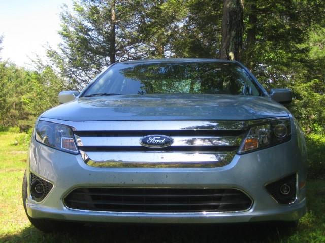 2010 Ford Fusion Hybrid, Catskill Mountains, NY