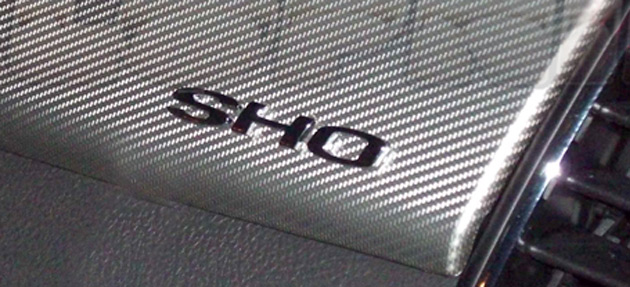 Ford is expected to revive the SHO badge for the 2010 Taurus sedan