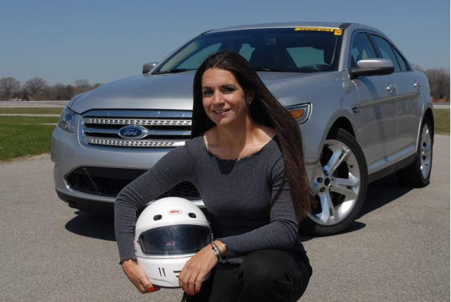 2010 Ford Taurus SHO Chassis Engineer, Christina Rodriguez