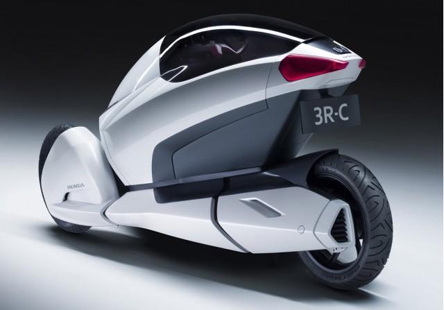 2010 Honda 3R C Concept
