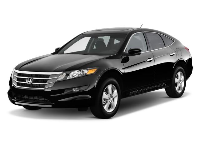 2010 Honda Accord Crosstour 2WD 5dr EX Angular Front Exterior View