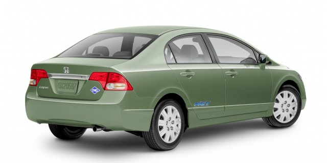 2010 Honda Civic Gx Natural Gas Vehicle