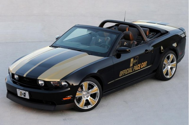 2010 Hurst Ford Racing Pace Car