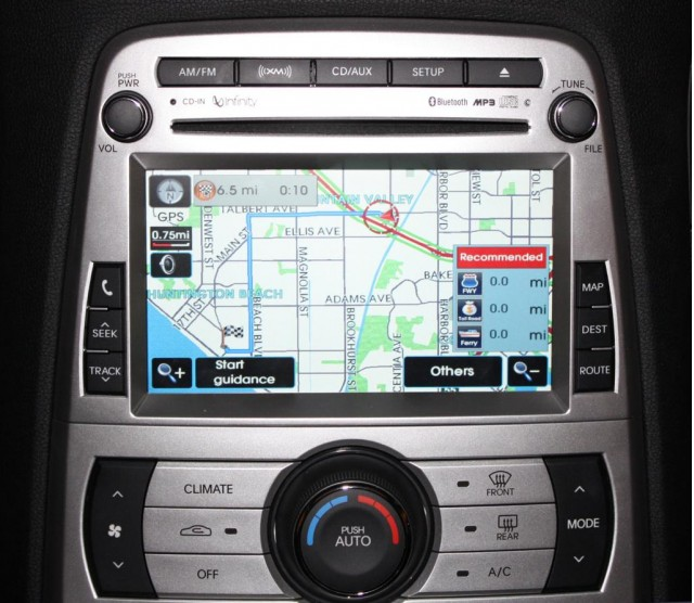 2010 hyundai genesis coupe gets mid year nav tech update. Black Bedroom Furniture Sets. Home Design Ideas