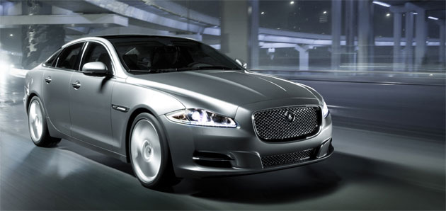 A law prohibiting front-mounted entertainment systems could interfere with Jaguar's plans
