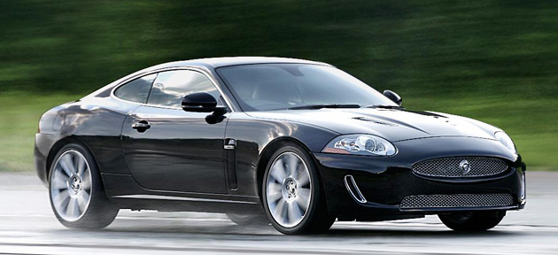 2010 Jaguar Xkr Facelift 032 New Styling And A Brand 510hp Supercharged V8 Highlight The Changes For