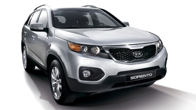 The new Sorento will go on sale in the U.S. by the end of the year
