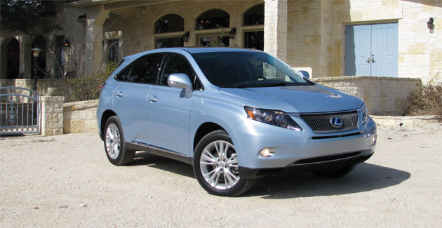2010 lexus rx 450h review, ratings, specs, prices, and photos - the